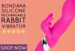 Sex Toys Bondara Silicone Rechargable Rabbit