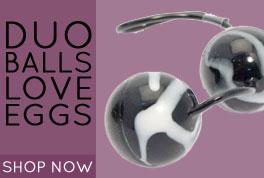 Duo Balls Love Eggs